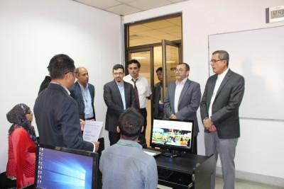 IsDB Team Visit